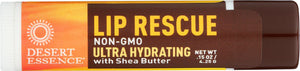 Desert Essence: Lip Rescue Ultra Hydrating With Shea Butter, 0.15 Oz