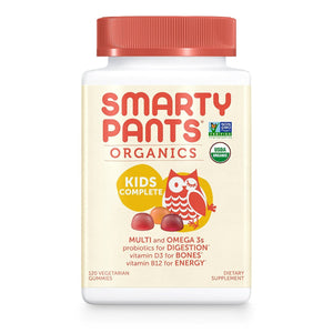 Smartypants: Kid Gummy Multivitamin Complete, 120 Pc