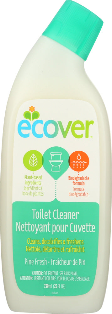 Ecover: Toilet Bowl Cleaner Pine Fresh, 25 Oz