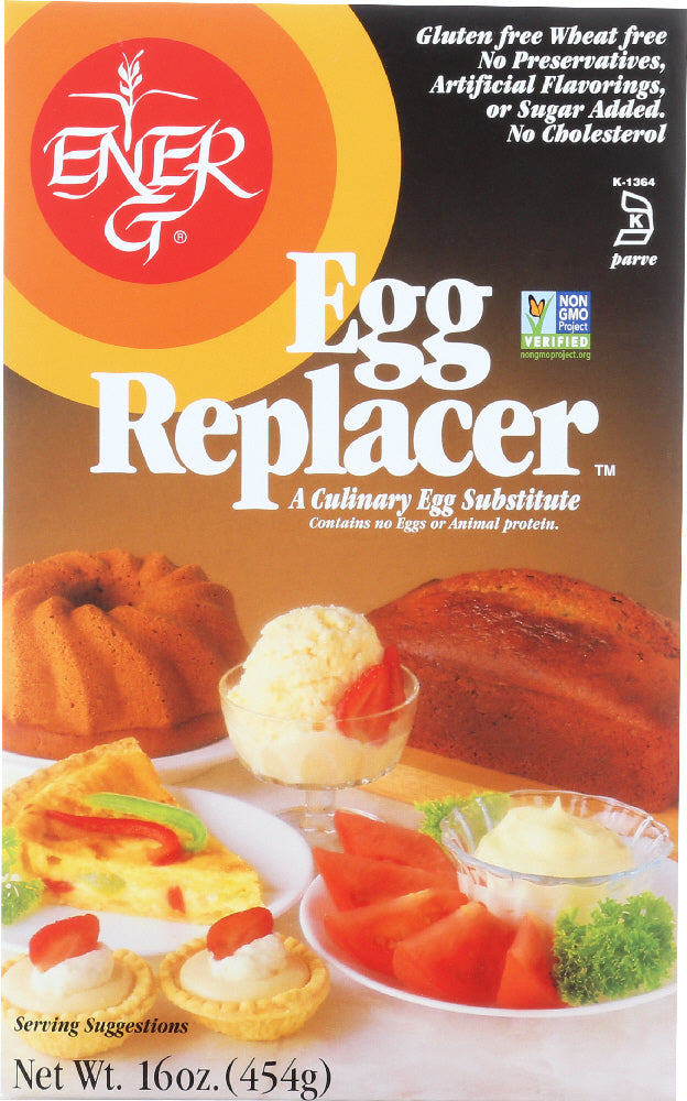 Ener-g Foods: Egg Replacer, 16 Oz