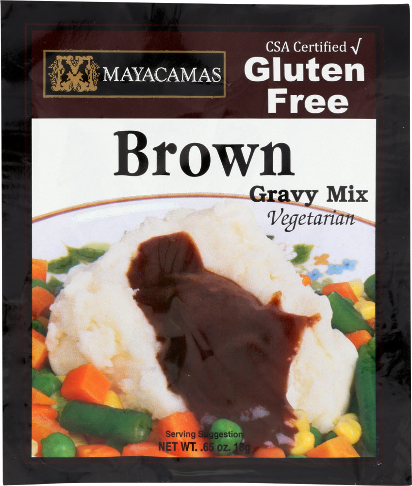 Mayacamas: Brown Gravy Mix, 0.65 Oz