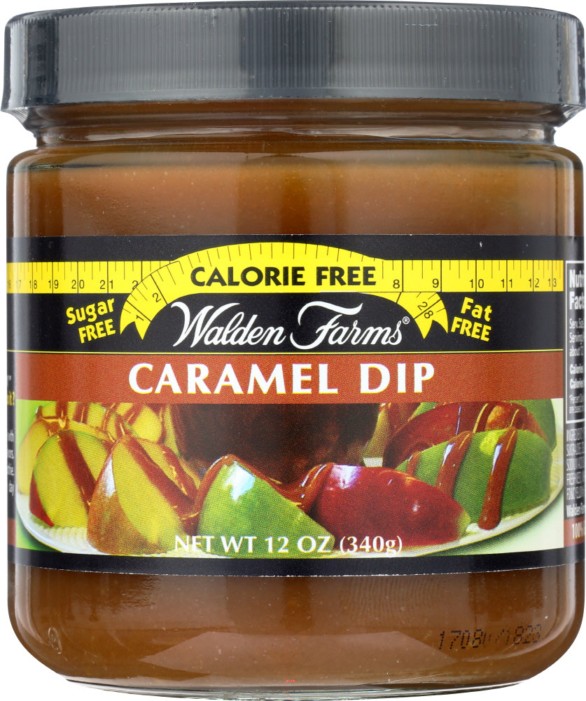 Walden Farms: Caramel Dip Calorie Free, 12 Oz