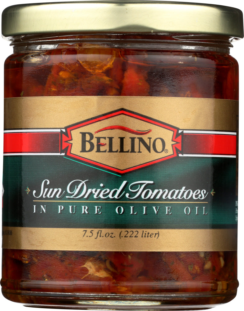Bellino: Sun Dried Tomatoes, 7.5 Oz