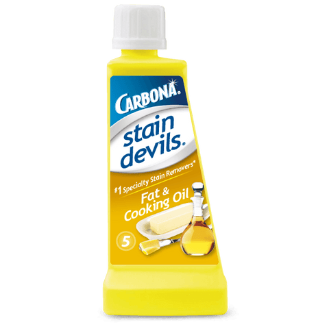 Carbona: Stain Devils #5 Fat And Cooking Oil, 1.7 Oz
