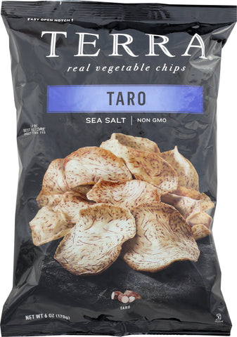 Terra Chips: Chip Taro Original, 6 Oz