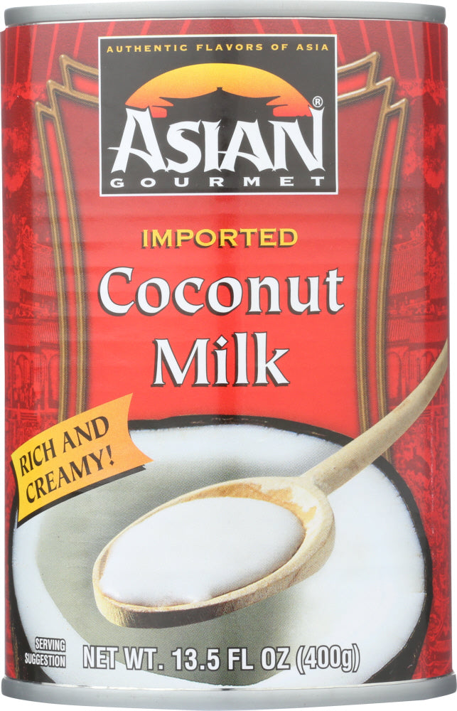 Asian Gourmet: Coconut Milk, 13.5 Fo
