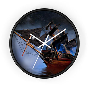 Pirate Wall clock