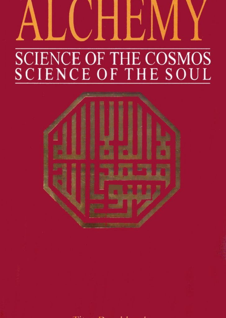 Alchemy: Science of The Cosmos Science of the Soul