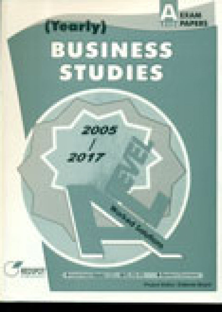 A Level Business Studies Yearly Worked Solutions