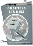 A Level Business Studies (Yearly) 2013 Edition
