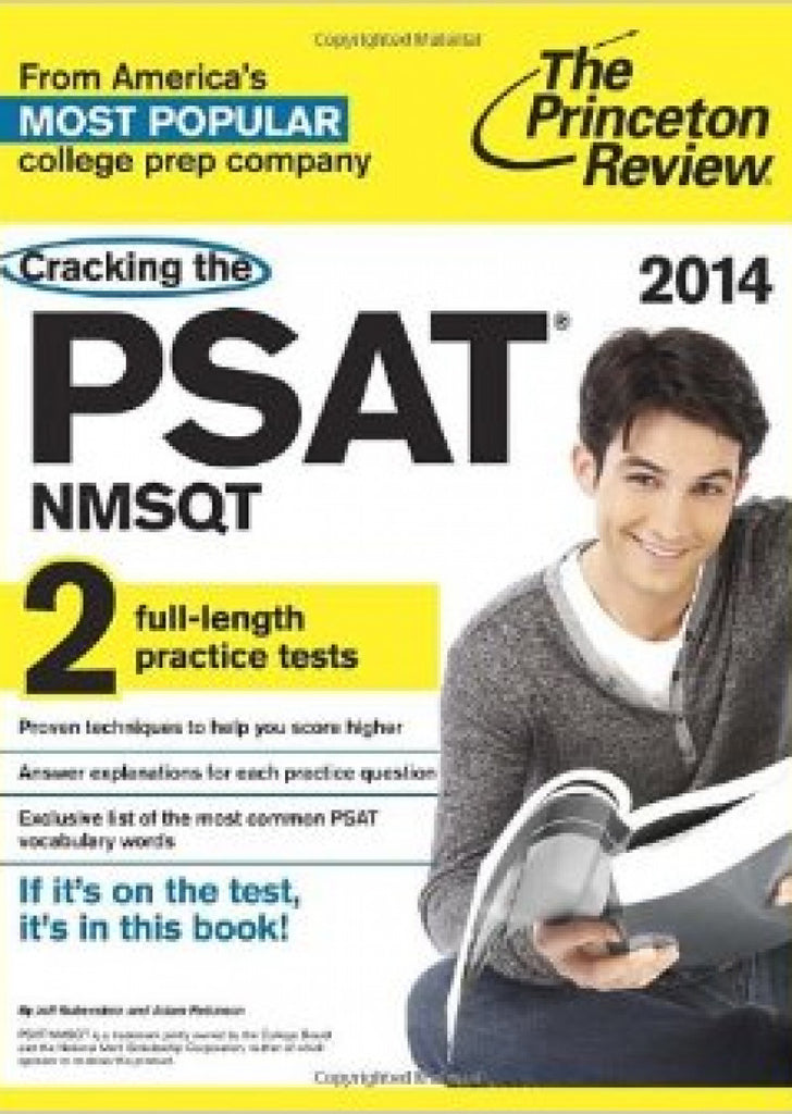Cracking The PSAT/NMSQT 2014