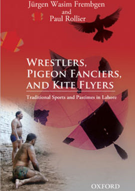 Wrestlers, Pigeon Fanciers, and Kite Flyers
