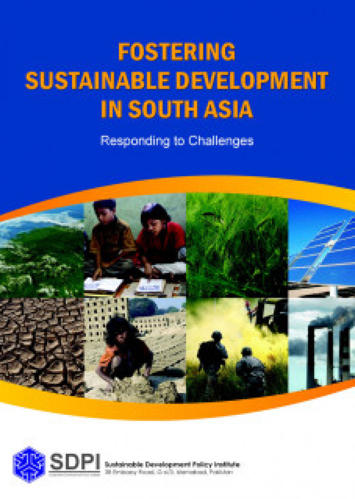 Fostering Sustainable Development In South Asia