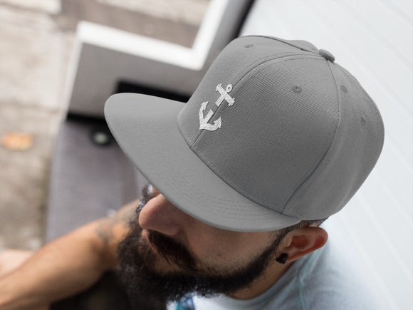 HOLD FAST brand Gray Hat Anchor