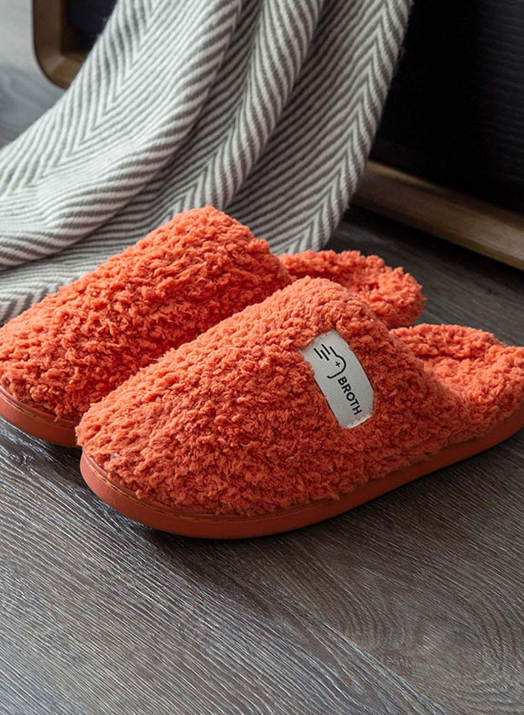 Women's Cozy Wool Slippers