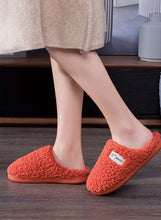 Load image into Gallery viewer, Women's Cozy Wool Slippers