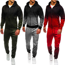Load image into Gallery viewer, Men's Fashion Cotton Multicolor Gradientsuit