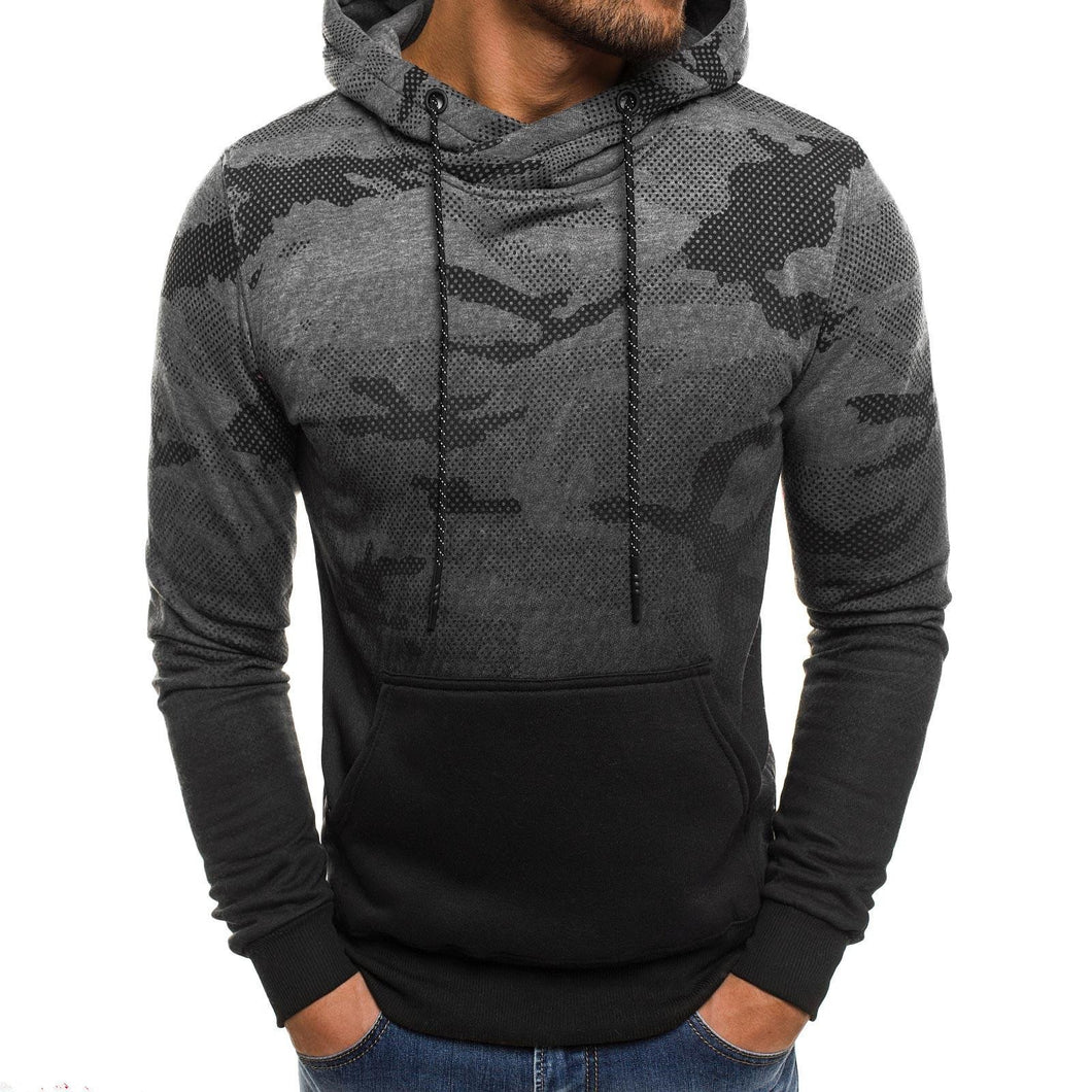 Autumn And Winter New Casual Men's Hoodie  Jacket