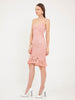 Rachelle Lace Dress in Blush