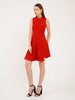 Joie Removable Mandarin Collar Dress