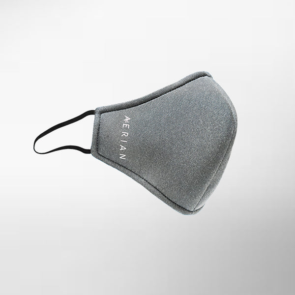 Reuseable Nanosilver Protective Mask in Stone - Preorder