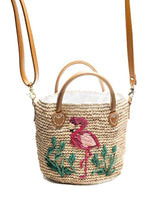 Brazil Crochet Bucket Bag