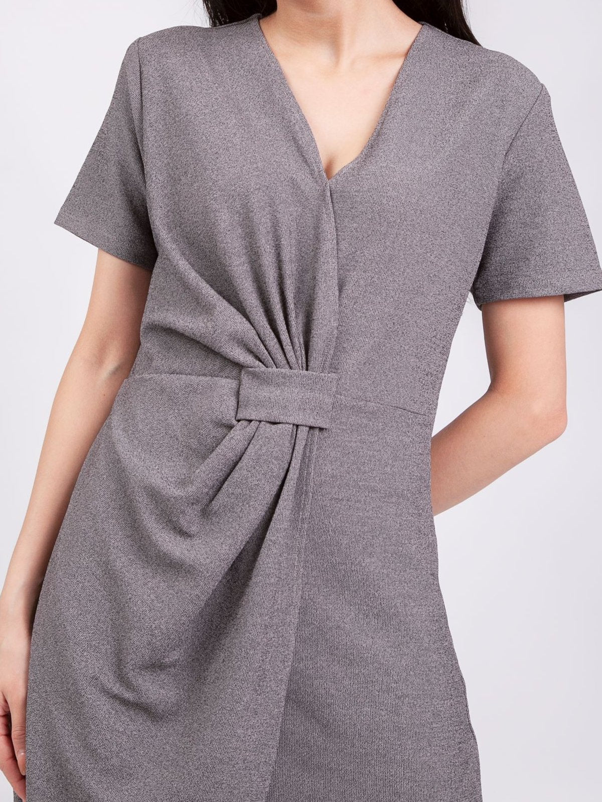 c1239cf1e61 Anastasia Dress in Slate Grey – THE SCARLET ROOM