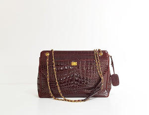 Sac Crocodile Chanel