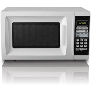 Wealth in Hamilton Beach 0.7 cu ft Microwave Oven, Black - Entertainment Vlog