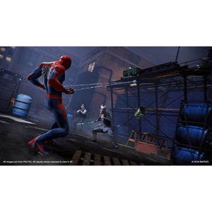 Wealthy Marvel's Spider-Man, Sony, PlayStation 4 - Entertainment Vlog