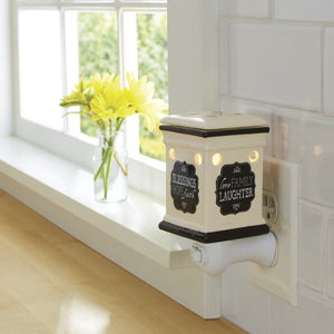 Better Homes & Gardens Inspirations Wall Accent Scented Wax Warmer - Entertainment Vlog