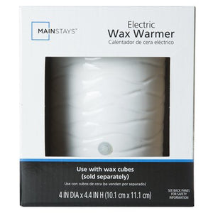 Wealth Mainstays Electric Wax Warmer, White - Entertainment Vlog
