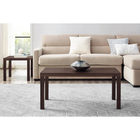 Cool Wealth Mainstays Parsons Coffee Table Lightweight Multiple Colors Machost Co Dining Chair Design Ideas Machostcouk