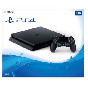Wealth in Sony PlayStation 4 1TB Slim Gaming Console, CUH-2215BB01 - Entertainment Vlog