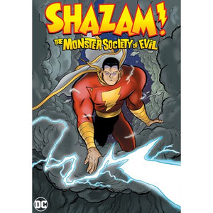 Wealth Shazam!: The Monster Society of Evil (New Edition) - Entertainment Vlog