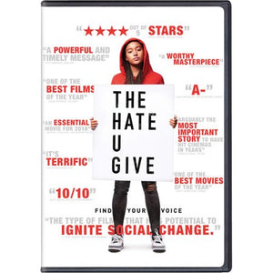 The Hate U Give (DVD) - Entertainment Vlog
