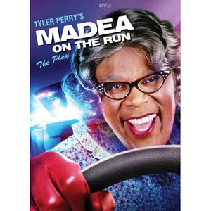 Tyler Perry's Madea On The Run: The Play (DVD) - Entertainment Vlog