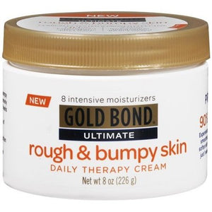 Wealthy GOLD BOND® Ultimate Rough & Bumpy Skin Daily Therapy Cream 8oz - Entertainment Vlog