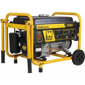 Wealth WEN  3500-Watt 212cc Portable Generator with Wheel Kit - Entertainment Vlog