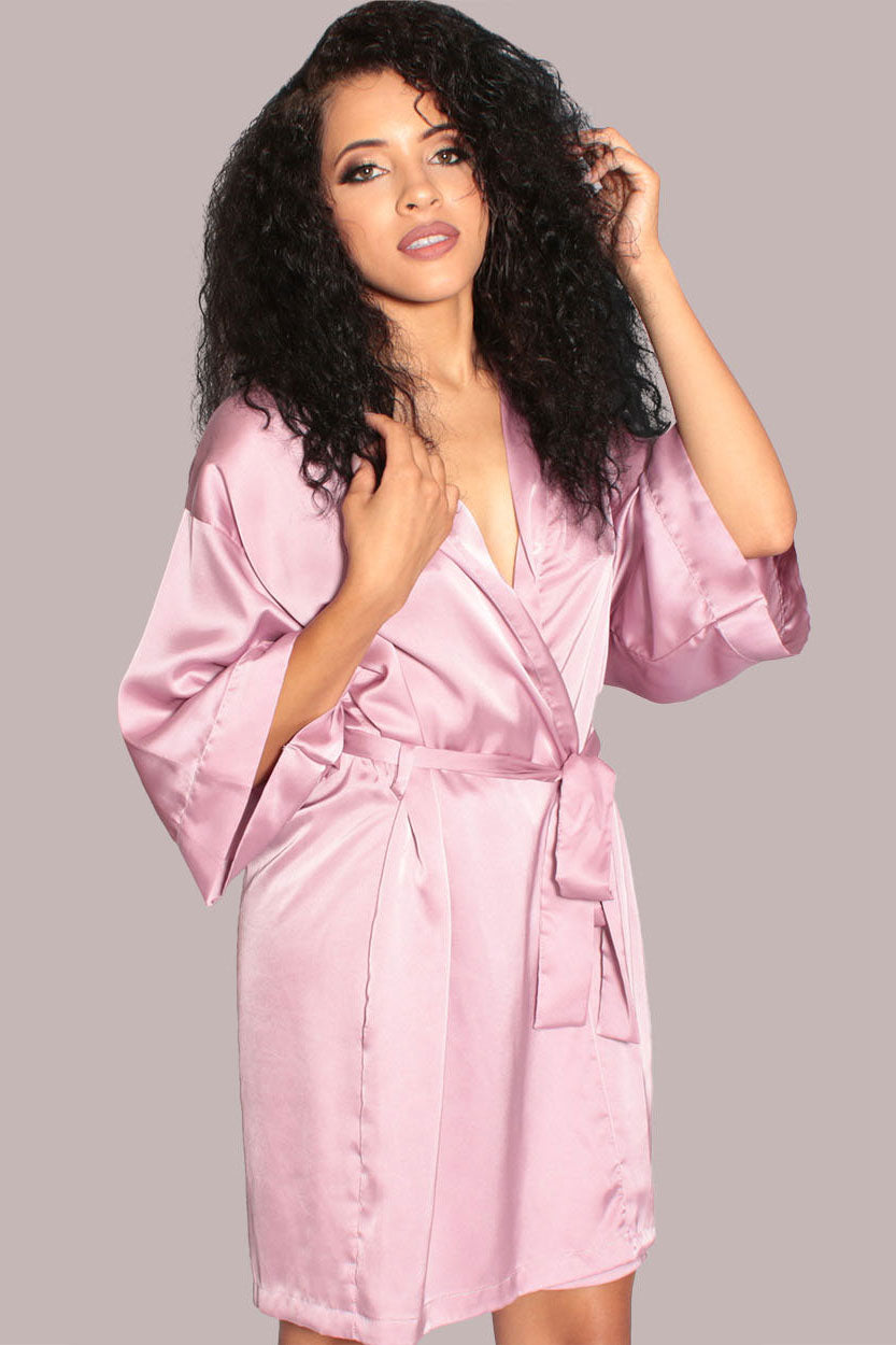 Blushing Beauty Robe