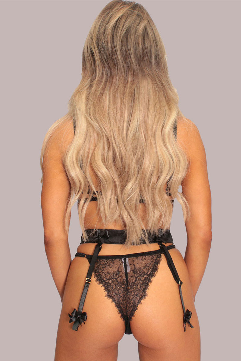 Heat of the Moment Garter Belt