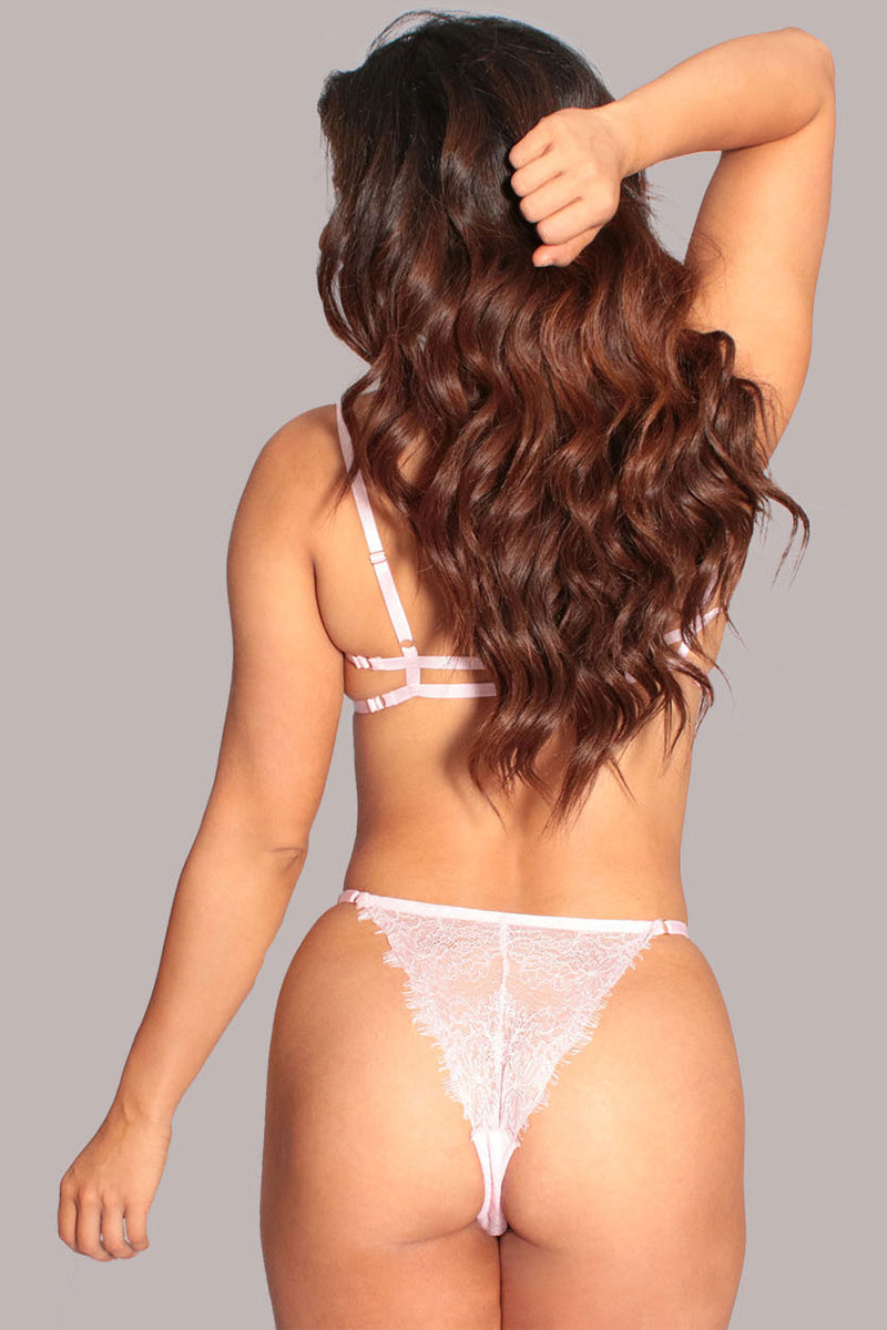 Heat of the Moment Adjustable Brazilian Panty