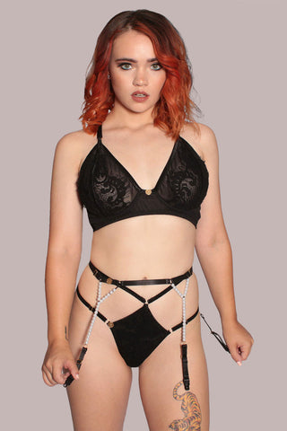 Heat of the Moment Adjustable Bra