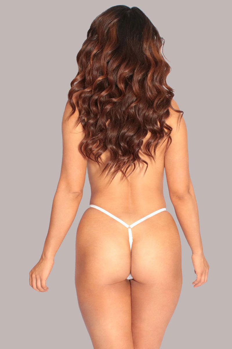 Simply Irresistible Adjustable Thong