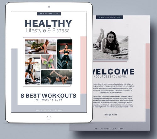 E Book Design & Layout