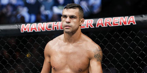 Vitor Belfort's Recovery Protocol