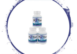 Anti-Oxidant Molecular Hydrogen Tablets - H2 TRUE