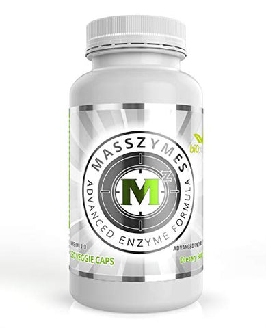 MassZymes - Premium Digestive Enzyme Supplement