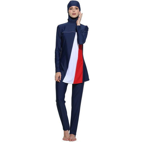 Burkini long burkini à cagoule burkini tendance burkini fashion burkini pas cher