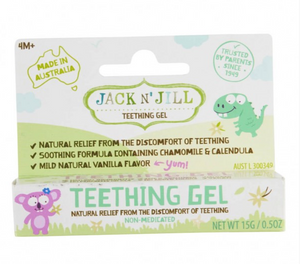 Jack n´Jill, teething gel